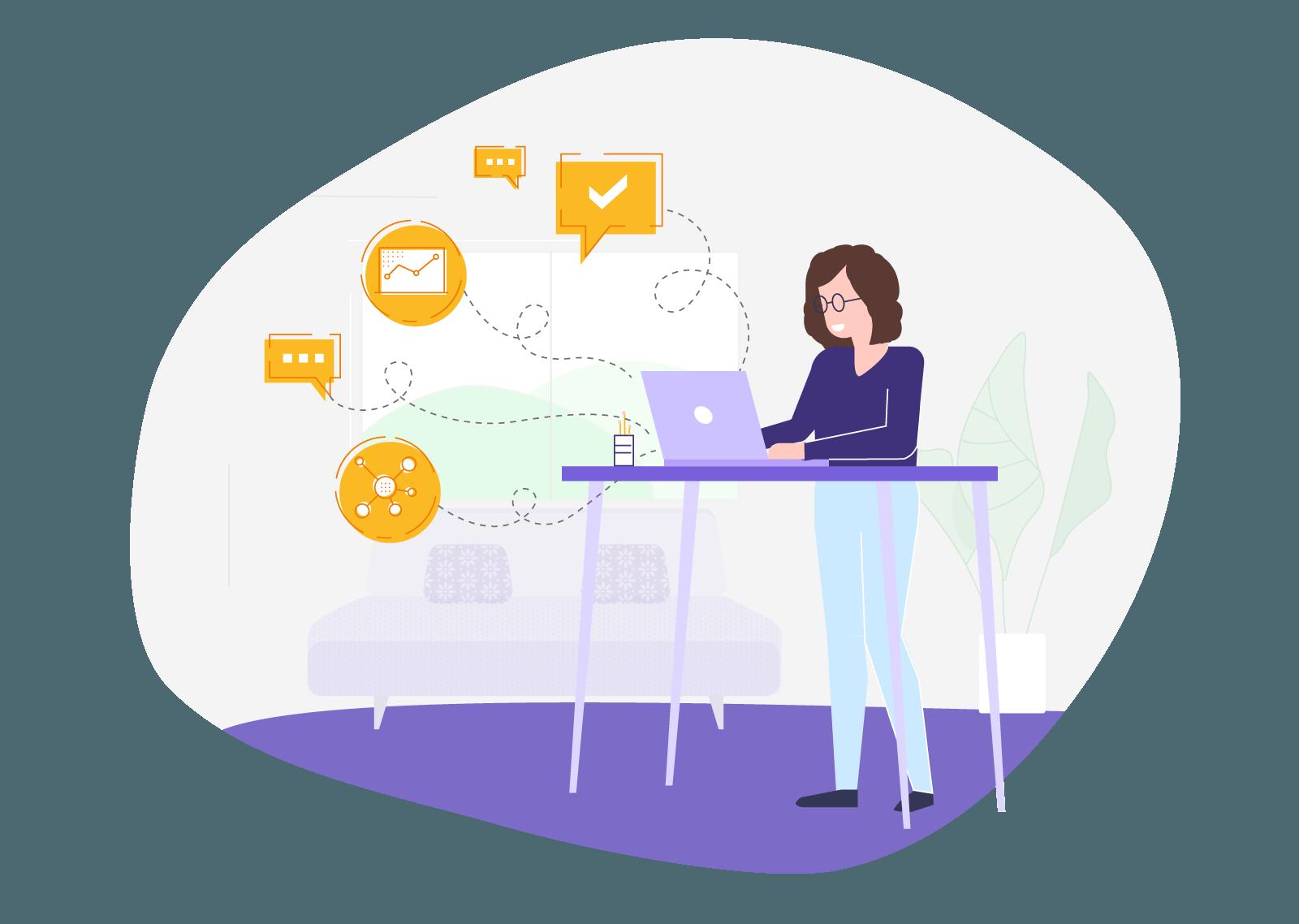 Data Scientists illustration