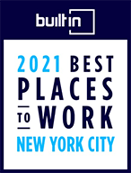 Built In New York City | Best Places to Work 2021