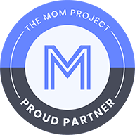 The Mom Project partner logo