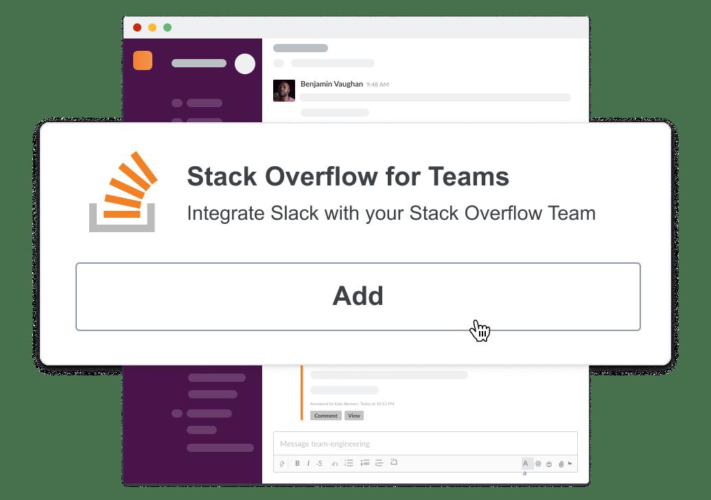 Slack org wide install