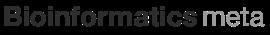 Bioinformatics Meta