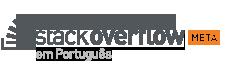 Stack Overflow em Português Meta