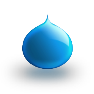 What are the most appropriate users and permission levels for Drupal sites on shared hosting?