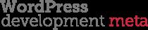 WordPress Development Meta