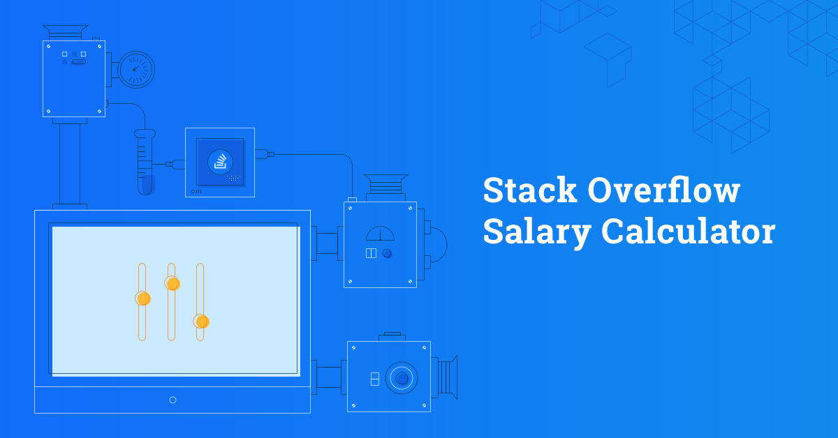 Stack Overflow  Salary Calculator