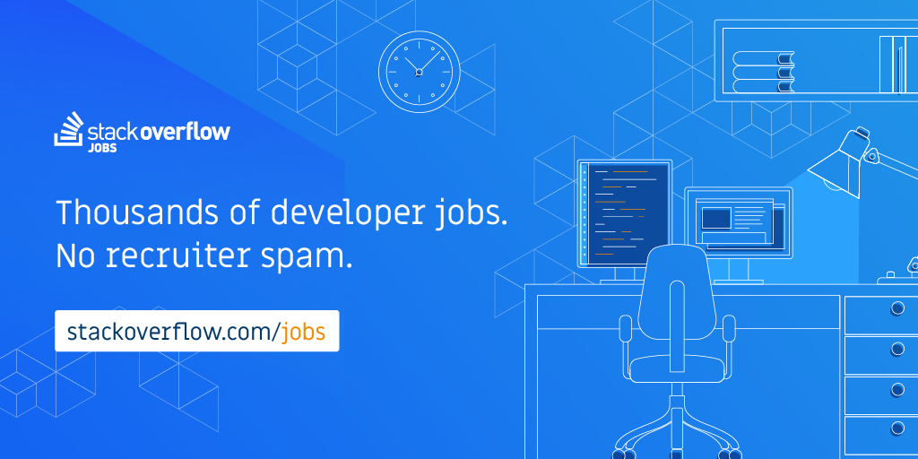 Developer Jobs Programming More